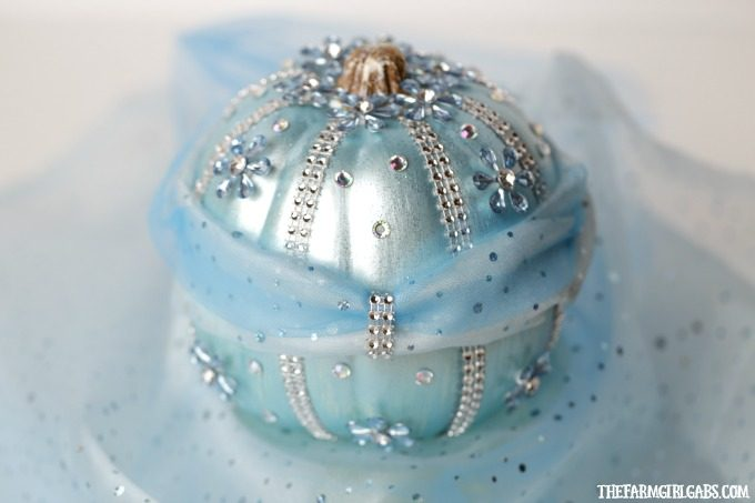 Cinderella No Carve Pumpkins