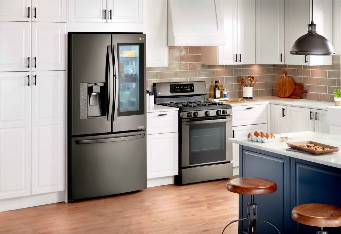 Get great LG kitchen appliance deals for your holiday wishlist