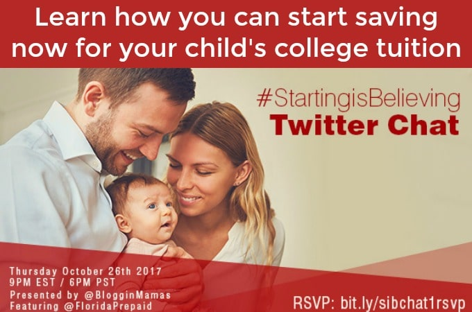 Join Us For The #StartingisBelieving Twitter Chat