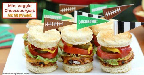 Veggie Burgers facebook