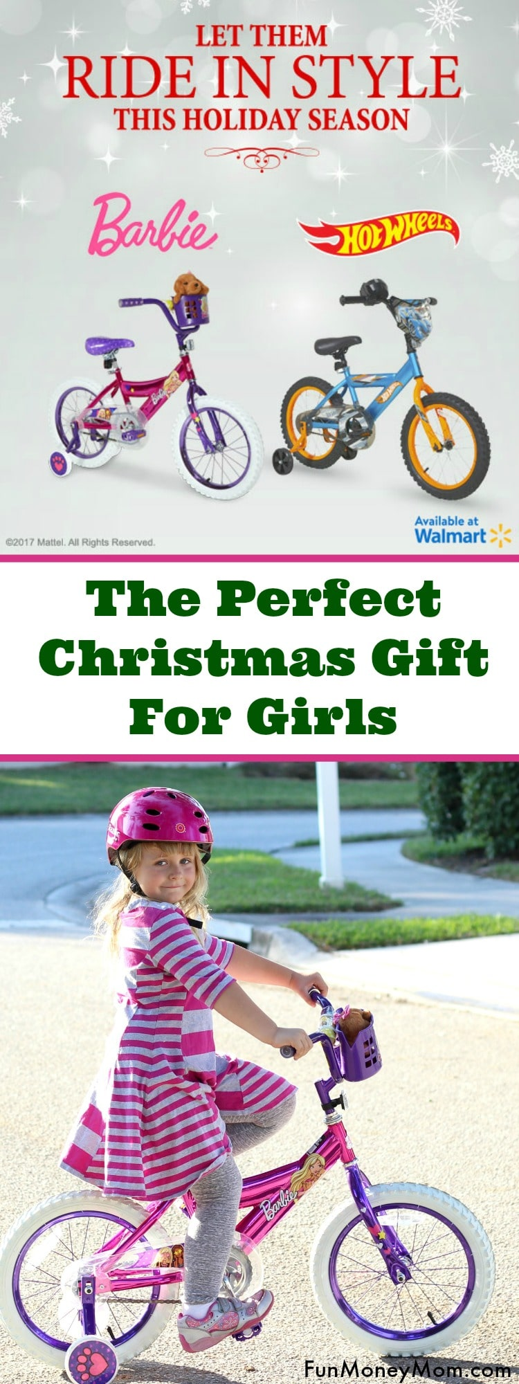 Looking for the perfect Christmas gift for girls? This is the one holiday present that goes out of style!