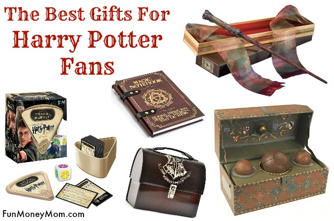 The Best Gifts For Harry Potter Fans