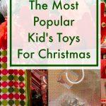 Toys for Christmas pinterest