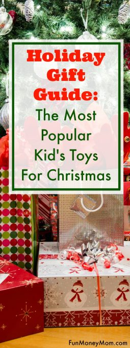 Toys for Christmas pinterest