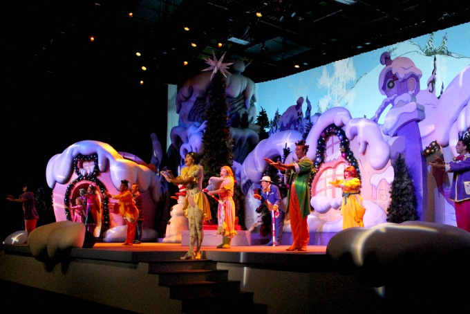 Don't forget to check out the Grinchmas musical when you visit Universal Orlando Resort for Christmas