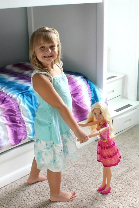 """This 28"""" Barbie doll is another one of my favorite gift ideas for girls"""