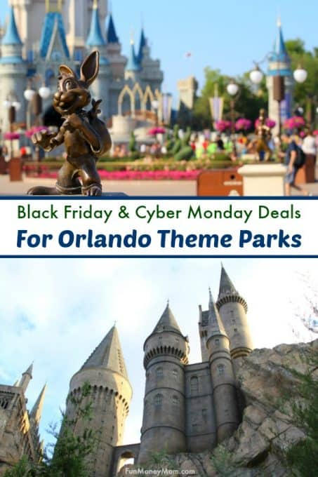 Orlando Theme Park Deals - Want the best Black Friday Deals and Cyber Monday sales for Walt Disney World, Universal, SeaWorld and more? Here's where you can find all the best Orlando Black Friday Deals for 2018. #blackfriday #cybermonday #orlando #themeparkdeals #Disneyworld #universal