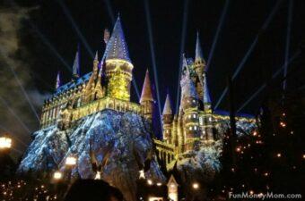 Visiting Universal Orlando Resort for Christmas