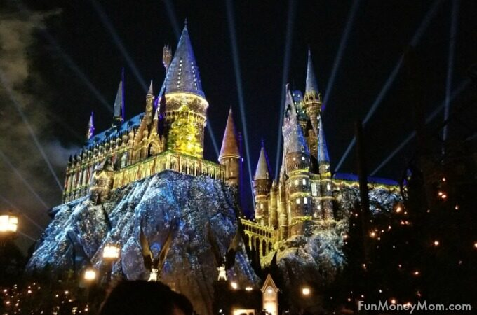 Visiting Universal Orlando Resort for Christmas