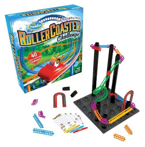Roller Coaster Challenge