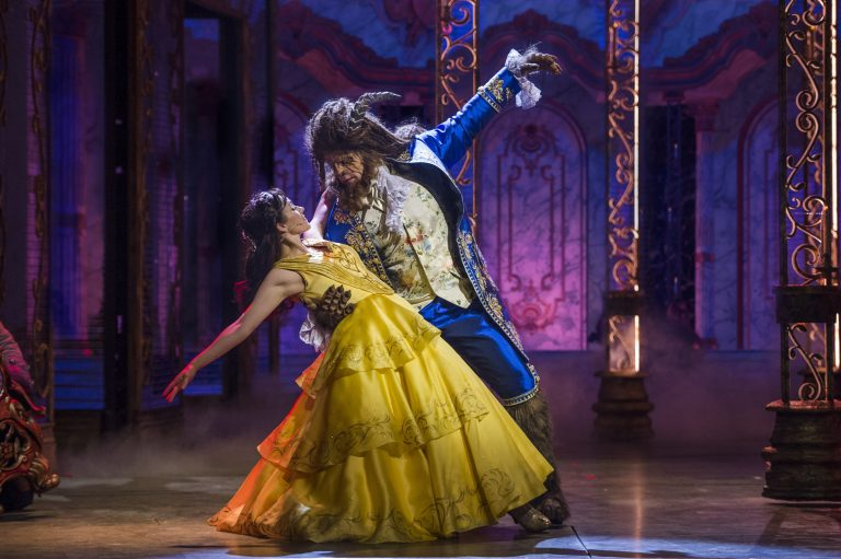 The Beauty And The Beast Production is truly a magical experience