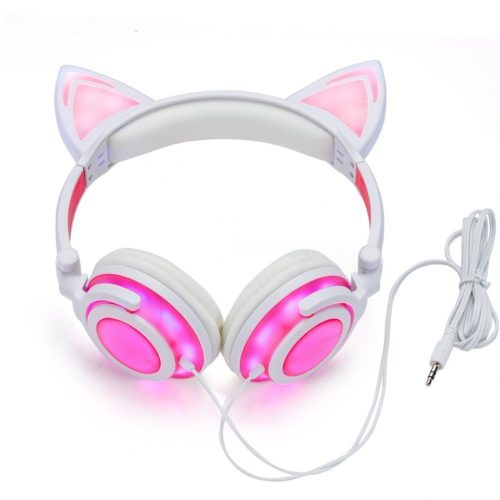 Gifts for tween girls #12: Cat ear headphones