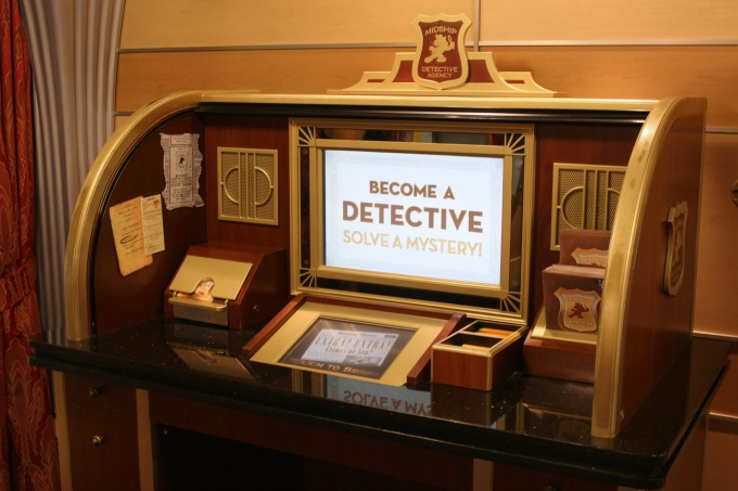 Solve a mystery with the Midship Detective Agency