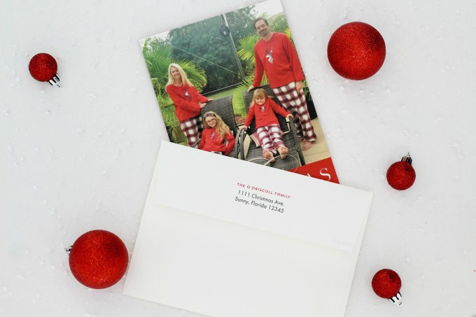 Minted will even include your return address