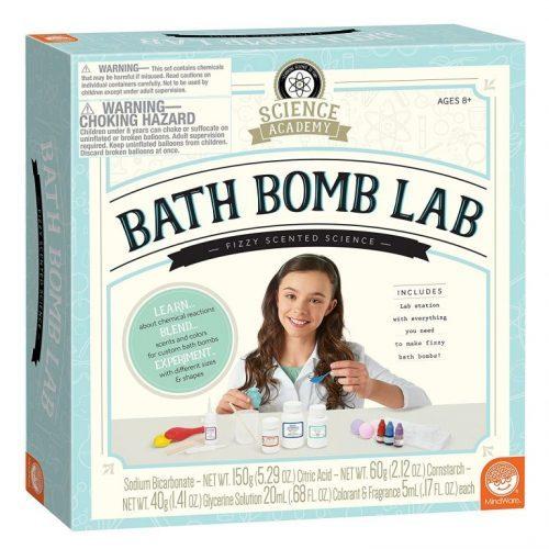 Gifts for tween girls #4: Bath Bomb Lab
