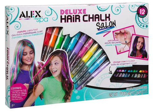 Gifts for tween girls #13: Hair Chalk Salon
