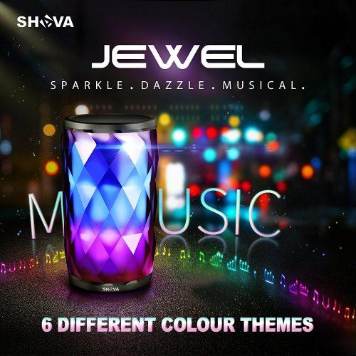 Gifts for tween girls #7: Light-up Jewel bluetooth
