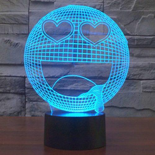 Gifts for tween girls #11: 3D Emoji light