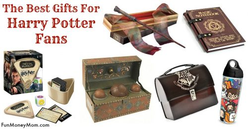 best gifts for Harry Potter fans