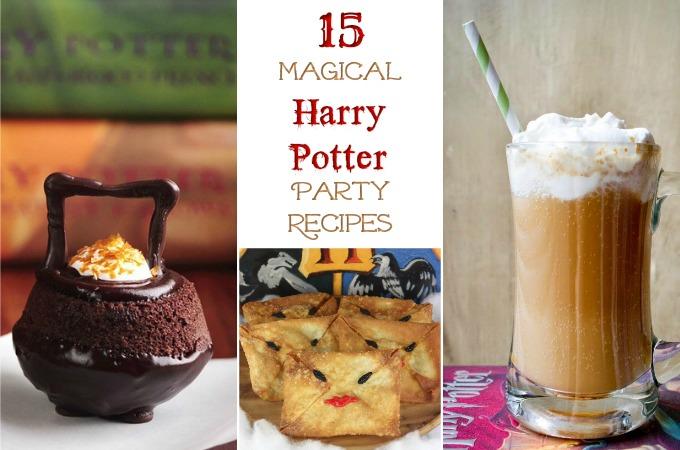 13 Magical Harry Potter Recipes