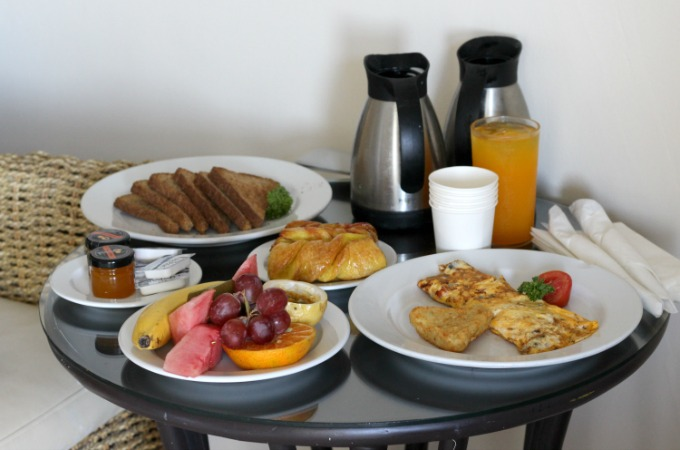 When you vacation at Memories Splash Punta Cana, breakfast is included