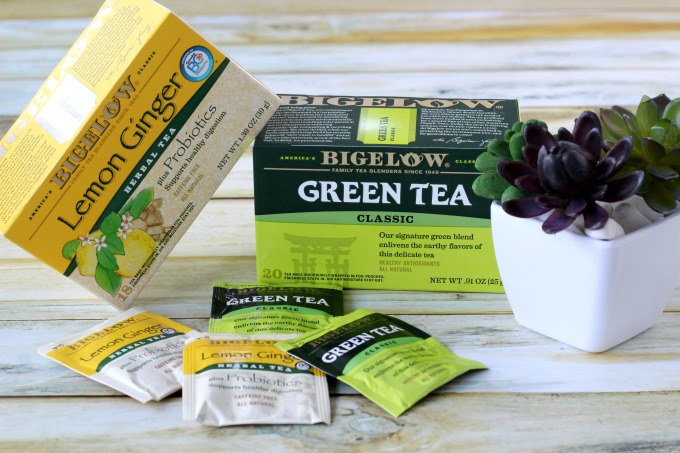 There are many varieties of Bigelow Tea to choose from.
