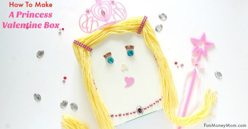 Cute Ideas For Valentine's Day Boxes: Princess