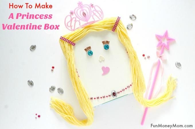 Princess Valentine Box feature
