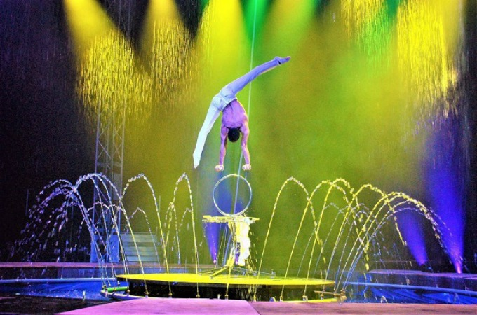 Join Me At Cirque Italia Palmetto Florida (& get free kids tickets)