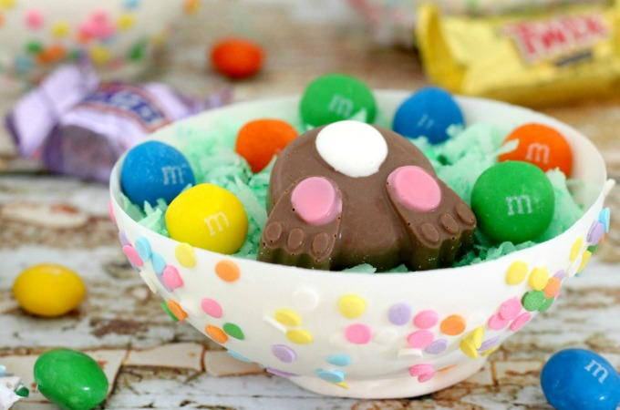 How To Make Chocolate Bowls For Your Easter Candy