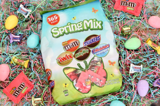 These Spring Mix Minis are perfect for Easter