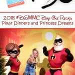 Disney Social Media Moms Celebration - Want to know what happens at the Disney Social Media Moms Celebration? Join me for the 2018 #DSMMC Day One Recap where I shared a dance floor (sort of) with Pixar characters and ALMOST spent the night in Cinderella's castle!