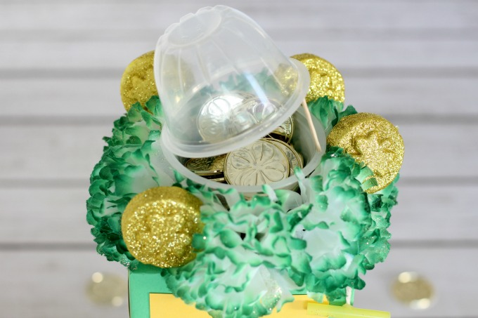To trap a leprechaun, you'll need plenty of gold.