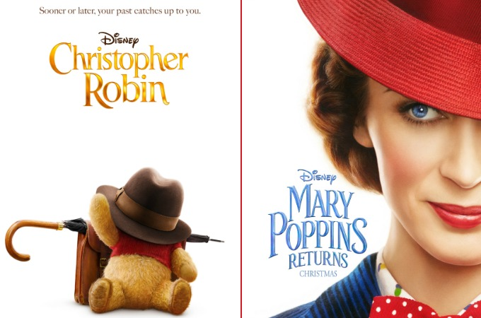 Sneak Peek Double Feature: Mary Poppins Returns & Christopher Robin