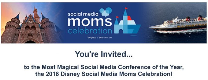 When you're invited to the Disney Social Media Moms Celebration, you don't turn it down!