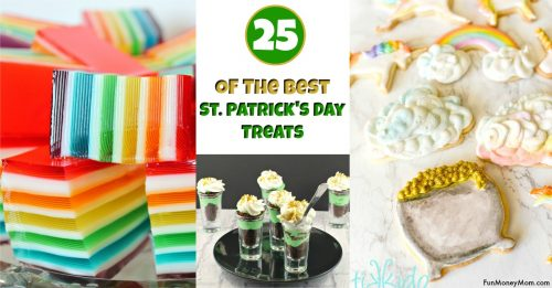 St. Patrick's Day treat ideas facebook
