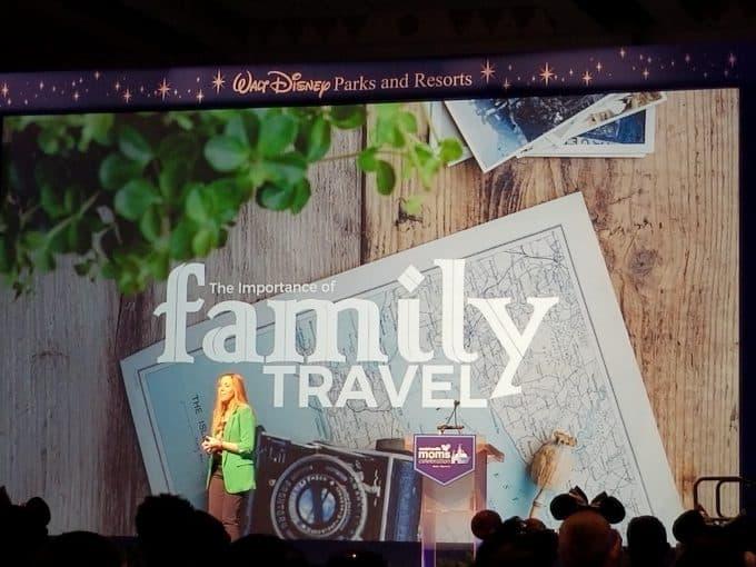 Talking family travel at the 2018 #DSMMC Day Three