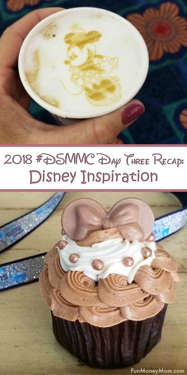 Disney inspiration was everywhere at the 2018 Social Media Moms Celebration. Find out all about it in the2018 #DSMMC Day Three Recap!