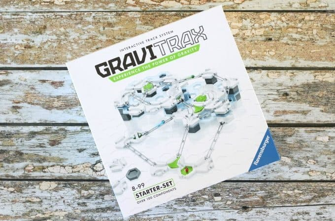 Gravitrax Review And Giveaway