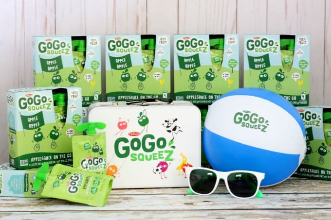 Another bonus from the 2018 #DSMMC Day Two? A huge supply of GoGo Squeez
