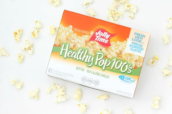 Healthy Pop 100's are a great snack when you're trying to eat better foods.