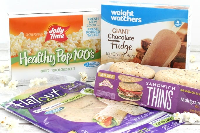These Weight Watchers endorsed products give you all the taste without the guilt