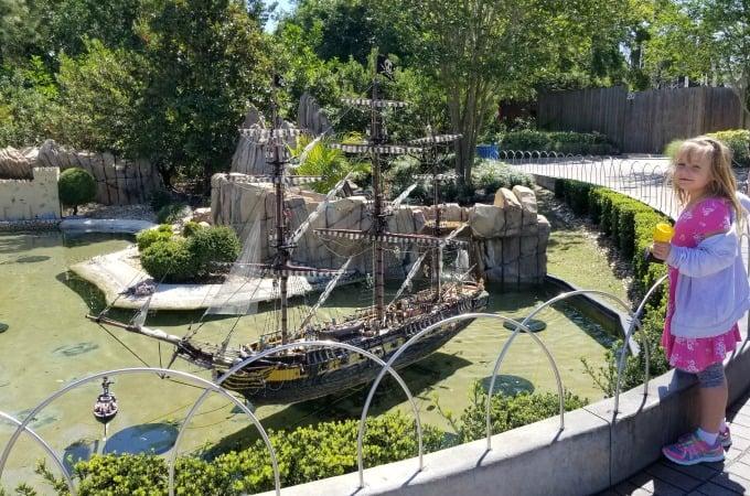 Miniland at LEGOLAND Resort Florida