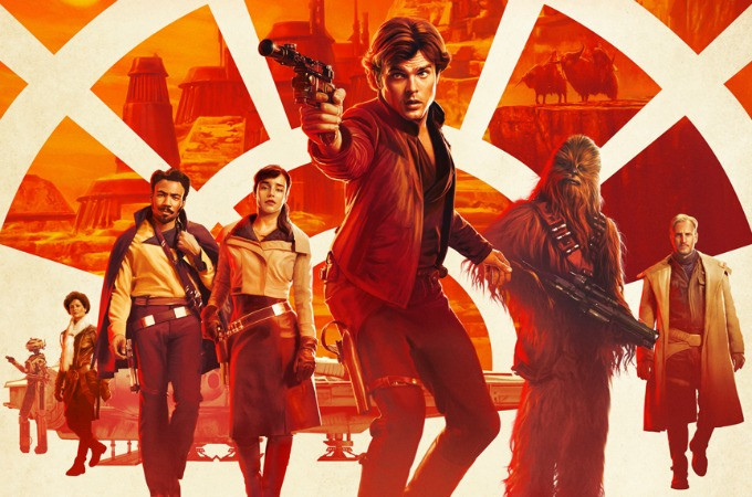 SOLO: A STAR WARS STORY New Trailer And Poster