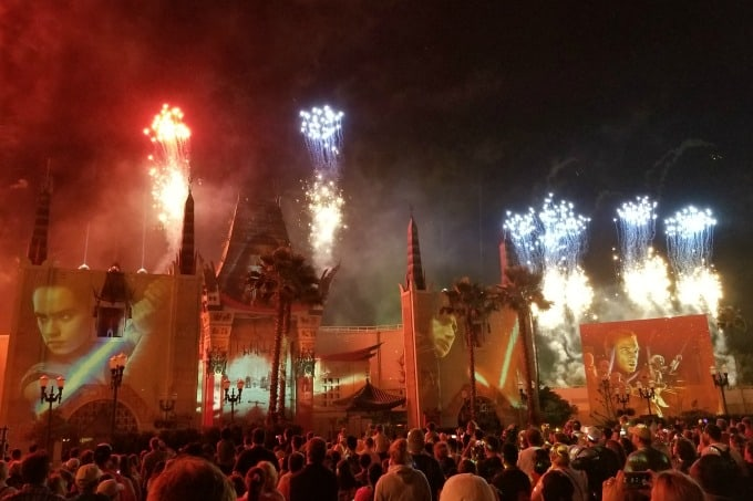 Star Wars: A Galactic Spectacular is a must-see for any Star Wars fan