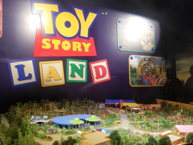 Everybody is pretty excited about the new Toy Story Land, opening June 30th