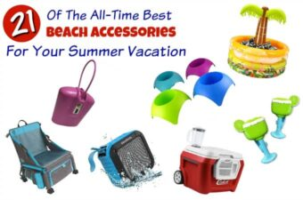 beach accessories feature