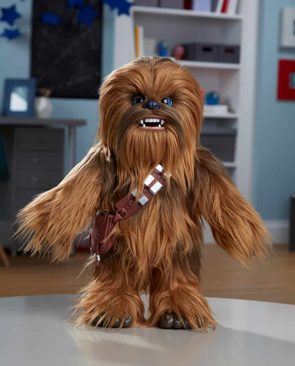 Chewbacca doll