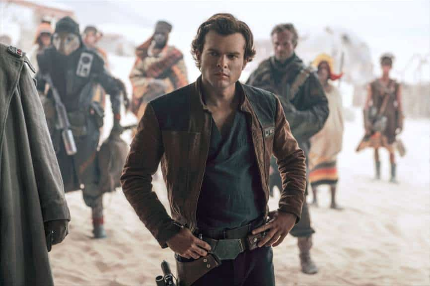 Solo: A Star Wars Story Image 1