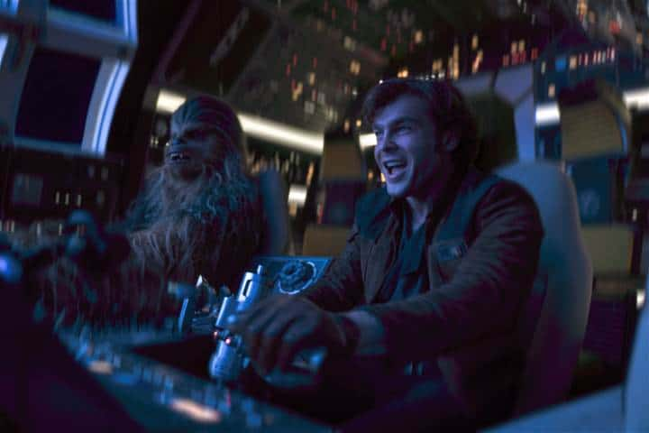 Solo: A Star Wars Story new trailer image 2